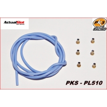 CABLE + 6 TERMINALS PER A CABLES DE GUIA