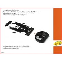 CHASIS AUDI R18 TDi/E-TRON EVO-6