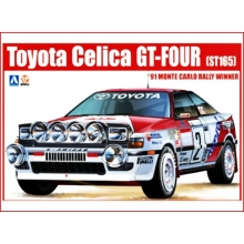 KIT TOYOTA CELICA GT-FOUR ST165 (1/24)