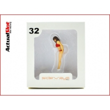 FIGURA HAWAIIAN GIRL - JANE