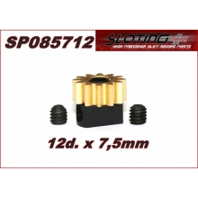 BRASS PINION 12 TOOTH