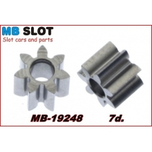7TH STEEL PINION
