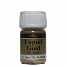 LIQUID GOLD (OR VELL)