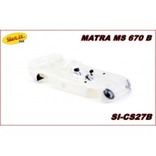 CARROCERIA MATRA MS 670 B (BLANCA)