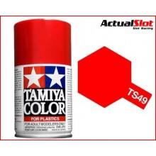 PAINT BRIGHT RED SPRAY