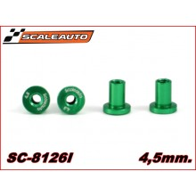 SUSPENSION MOUNTS H (4,5mm.)