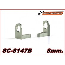 AXLE HOLDER 8mm. HEIGH