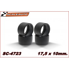 FRONT TYRE ZERO GRIP 17,5 x 10mm.