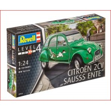 "KIT CITROËN 2CV ""SAUSS ENTE""  (1/24)"