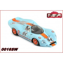 FORD P68 ALAN MANN (GULF LIMITED EDITION)