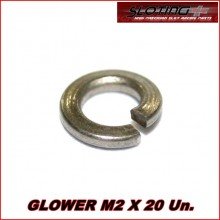 WASHERS INOX GLOWER M2