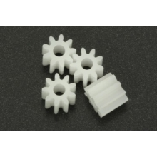 9 TOOTH NYLON PINION