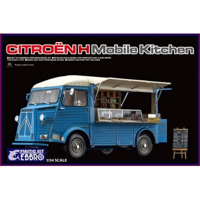 KIT AUTO CITROEN H VAN MOVILE KITCHEN (1/24)