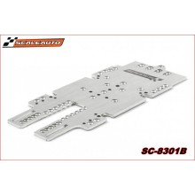 BASE CHASIS SWRC Rev.2 CNC 1/24