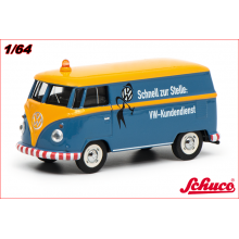 VW T1 BOX VAN (VW-KUNDENDIEST) (1/64)