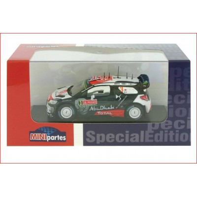 CITROËN DS3 WRC (RALLYE PORTUGAL 2015) (1/43)