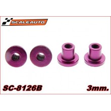 SUSPENSION MOUNTS H (3mm.)