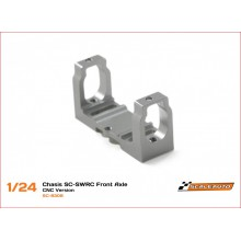CHASIS SC-SWRC FRONT AXLE