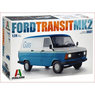 KIT FORD TRANSIT MKII (1/24)