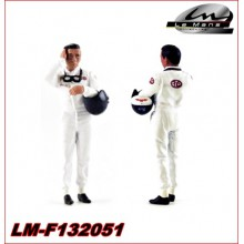 FIGURE 1/32 JIM CLARK (PAINT)