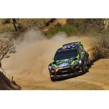 CALQUES 1/24 FORD FIESTA WRC (MÉXIC