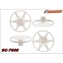 WHEELS INSERTS - MODERN SPEEDLINE GT 6 SPOKES (20mm.)
