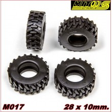 NEUMÀTICS RAID TRACTION M17 28 x 10
