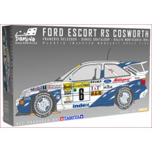 KIT 1/24 FORD ESCORT RS COSWORTH