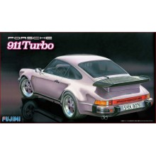 KIT PORSCHE 911 TURBO (1/24).