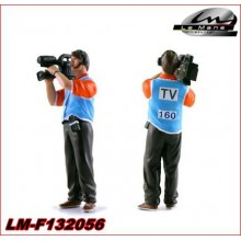 FIGURE 1/32 THIERRY CAMERAMAN 2000's