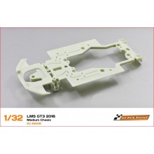 CHASSIS R FOR LMS GT3 2016 - GREY (MEDIUM)