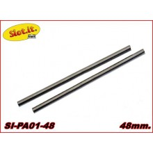 STEEL PROAXLE 48mm