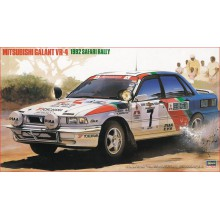 MITSUBISHI GALANT VR-4 (1992 SAFARI RALLY) (1/24)