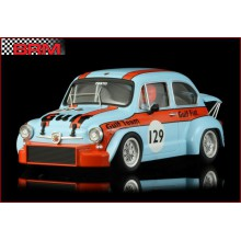 FIAT ABARTH 1000TCR - (GULF EDITION) (1/24)