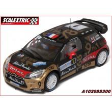 CITROËN DS3 WRC (LOEB - ELENA).