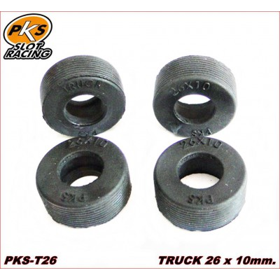 TRUCK RAID PKS TYRES 26 X 10mm