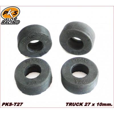 TRUCK RAID PKS TYRES 27 X 10mm