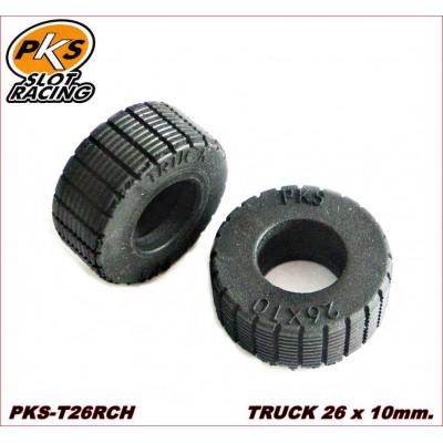 "TRUCK RAID PKS TYRES ""CHAPO"" 26 X 10mm"