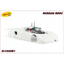 WHITE BODY KIT NISSAN R89C V.2