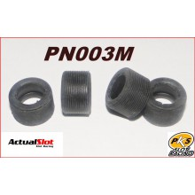 PKS TYRES 1/24 MEDIUM - 20 x 13mm.