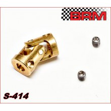 BRASS CARDAN JOINT (CAMBER SYSTEM)