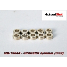 SPACERS 2mm.