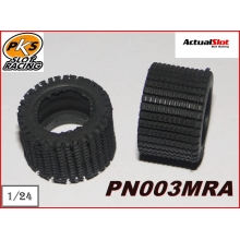 PKS TYRES MEDIUM 1/24 (AGUJA)