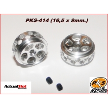 ALUMINUM WHEELS PKS OSONA 16.5 (LIGHTWEIGHT)